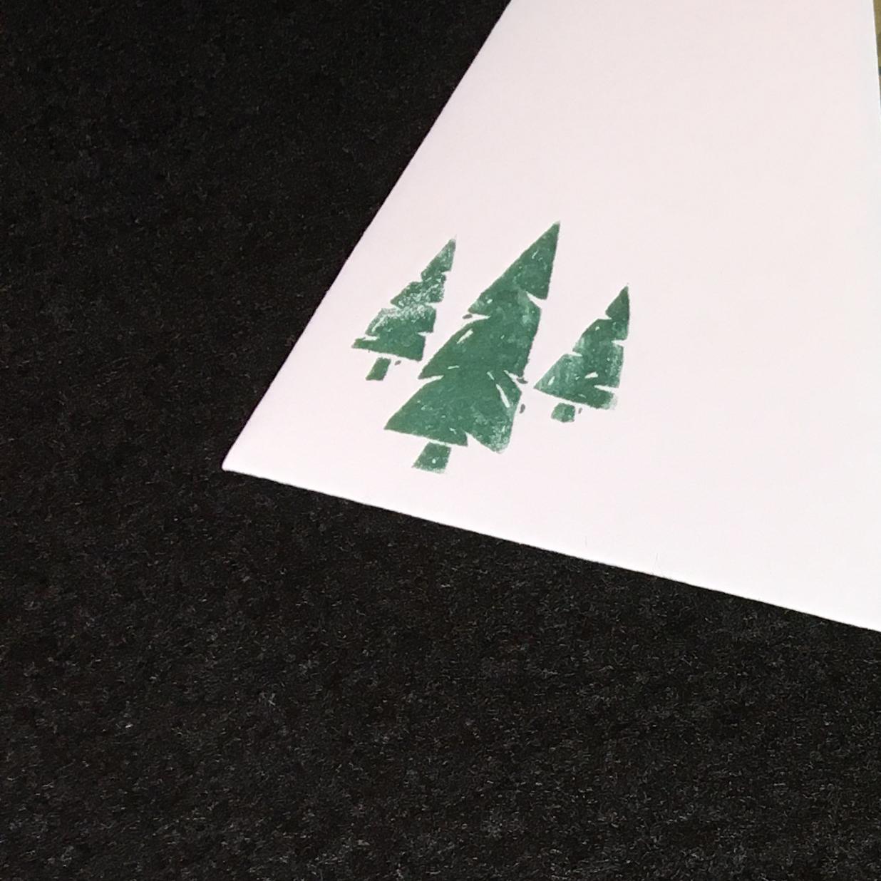Envelope Front -CU