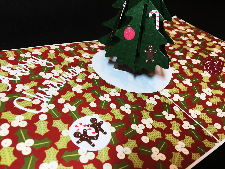 Gingerbread Joy -CU Inside