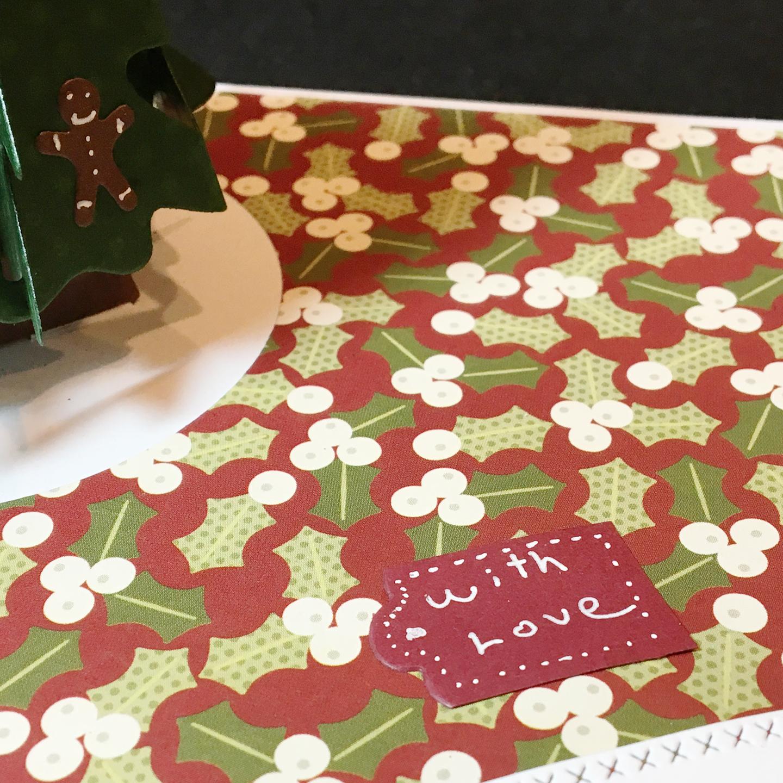 Gingerbread Joy -CU with love